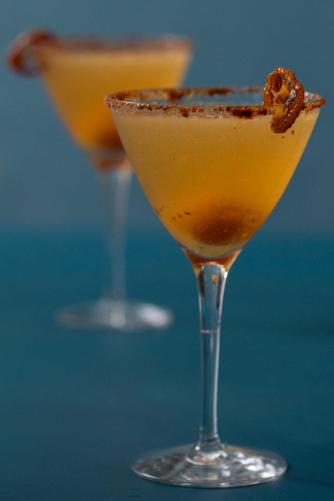 cumquat martinis diagonal